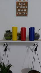 Título do anúncio: Copos long drink cores variadas