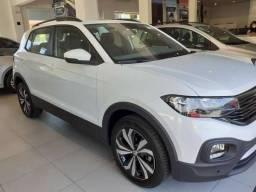 (Bruno M.)Volkswagen T-Cross 1.0 Tsi Total Flex Automatico.