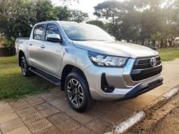 Toyota hilux 2021 2.8 d-4d turbo diesel cd srv 4x4 automÁtico