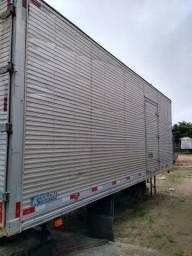Baú para caminhão toco