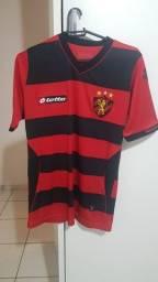 Camisa sport 2013 homenagem ariano Suassuna