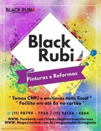 Black Rubi pinturas e reformas em geral