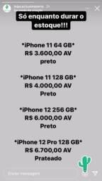 iPhone 12 PRO 128GB NOVO (caixa lacrada)
