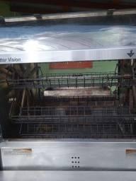 forno frango #raridade excelente oportunidade ! comece seu negocio 120 kg de frango