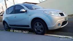 Ótimo Renault Sandero Privillege 1.6 Completo 2011 Ac Trocas
