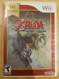 Título do anúncio: The legend of zelda twilight princess para Nintendo Wii