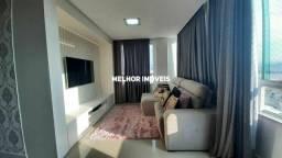 Apartamento Mobiliado, Decorado e Equipado com 03 Suítes na 2ª Quadra Mar de Balneário Cam
