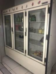 Título do anúncio: Vendo geladeiras 3 portas