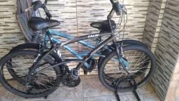 2 bicicleta Caloi 100 sport