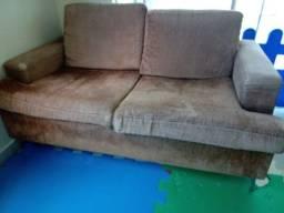 Conjunto de sofá. $ 550,00 reais