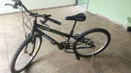 Título do anúncio: Bicicleta aro 24 com 18 marchas