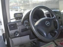 Mercedes Sprinter 2.2 Teto Alto diesel prata 59.000Km unico dono