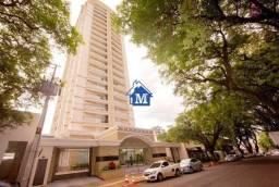 Apartamento Novo Alto Padrão Mobiliado, 1 Suíte e 1 Quarto, Varanda Gourmet, Centro!
