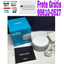 Alexa Echo Dot Amazon 3ª Geração Smart Speaker