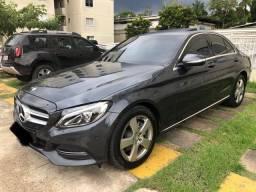Mercedes C200 Blindada 2015
