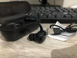 Título do anúncio: Fone de ouvido bluetooth TWS 5.0