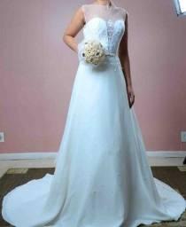 Aluguel de vestidos de noiva e damas de honra