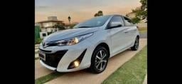 Toyota Yaris 2020 novíssimo 30k