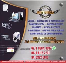 Autêntica Segurança Eletrônica