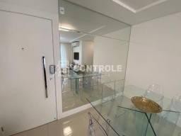 (AN)Apartamento com 2 Dormitórios -2 suítes, mobiliado e decorado, no bairro Balneário