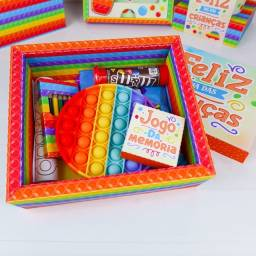 Título do anúncio: Kit Pop it - Dia das crianças