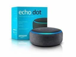 Alexa Echo Dot 3 geração - cor preta