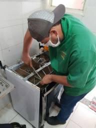 Serviço  para fogão