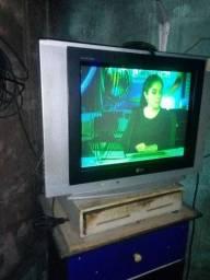 Tv LG 20 polegadas tela plana