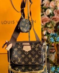 Bolsas Femininas Louis Vuitton, Colcci, Santa Lolla, D&G e Outras