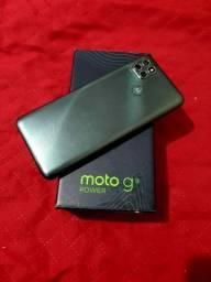 Motorola G9 Power na caixa 128GB