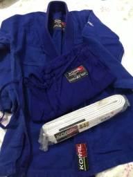 Título do anúncio: Kimono Jiu Jitsu