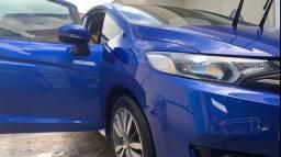 Título do anúncio: Fit EXL top de linha 2015 carro muito novo não aceito troca