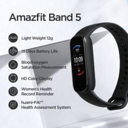 Vendo Amazfit Band 5 - Novo/ Lacrado