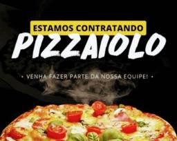Vaga para Pizzaiolo!