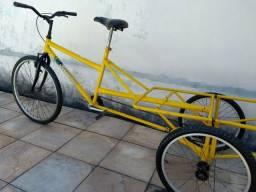 Vendo bicicleta triciclo você que quer montar um pequeno negócio uma food bike