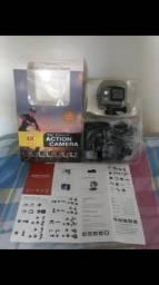 Câmera Action 4K Ultra HD