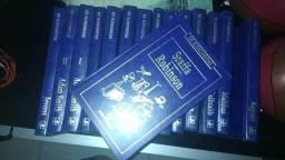Serie de livros os economistas