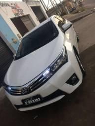Toyota corolla 2015 1.8 gli upper 16v flex 4p automático branco pérola - 2015