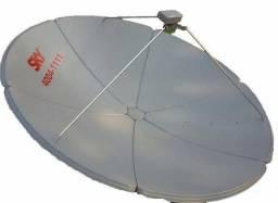 Vendo antena sky grande 1.50