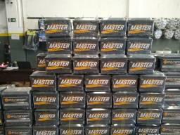 Bateria master 60 amperes sem manutenção selada
