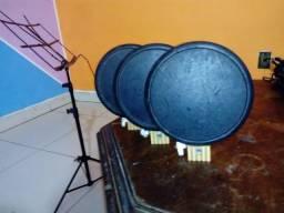 Pads de Bateria Roland e Drum 7