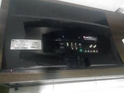 Tv Lg M2550d - Com Display Quebrado