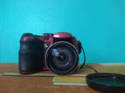 Câmera fotografica ge x500 vinho