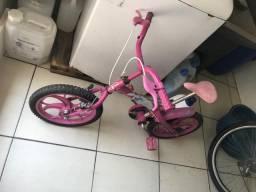 Vende ou troca bicicleta infantil