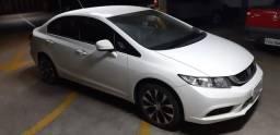Honda Civic 2016 Sedan LXR 2.0 flex one 2.0 16v 4p - 2016