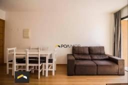 Apartamento com 2 dormitórios para alugar, 61 m² por R$ 2.660,00/mês - Petrópolis - Porto