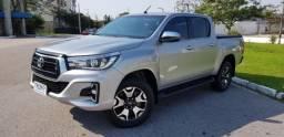 Hilux SRX 2.8 4x4 Diesel Automtica - 2019