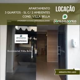 8325 | Apartamento para alugar com 3 quartos em Vila Bosque, Maringá