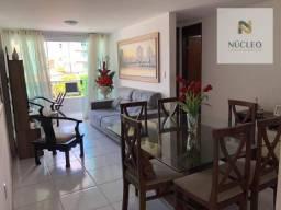 Apartamento à venda, 76 m² por R$ 260.000,00 - Jardim Cidade Universitária - João Pessoa/P