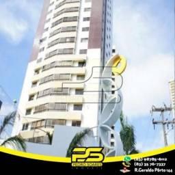Apartamento com 4 dormitórios para alugar, 180 m² por R$ 1.100/mês - Miramar - João Pessoa